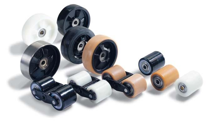 Welk soort wielen kiest u het best voor uw pallettruck?