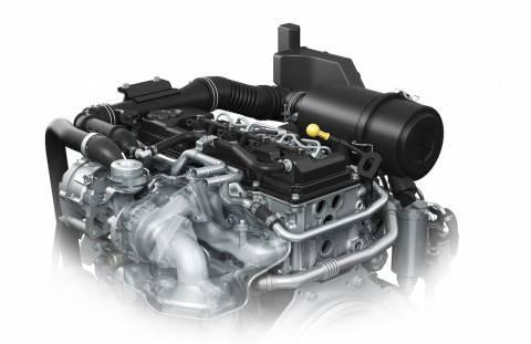 UniCarriers Heftruck GX - motor