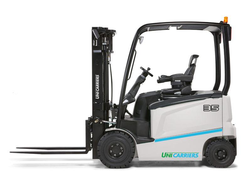 MX elektrische 4-wiel heftruck UniCarriers