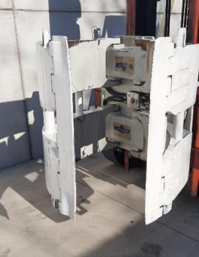 tweedehands hydraulische papierrolklem