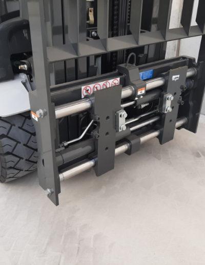 UniCarriers 1,8 ton heftruck - vorkenbord
