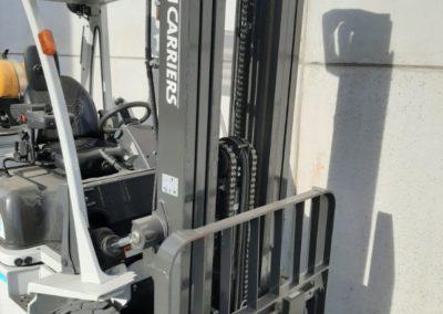 UniCarriers 3 ton tweedehands heftruck - mast