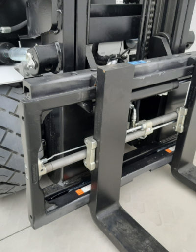UniCarriers 3 ton heftruck - vorkenbord