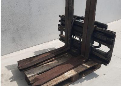2,5 ton tweedehands hydraulisch meervoudige vorkversteller