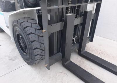 5 ton heftruck - vorkenbord