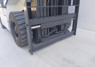 1,8 Ton tweedehands LPG heftruck - vorkenbord