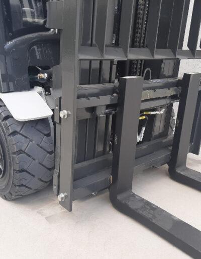 UniCarriers 1,8 Ton elektrische heftruck - vorkenbord