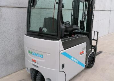 UniCarriers 2 Ton nieuwe elektrische heftruck - achterkant